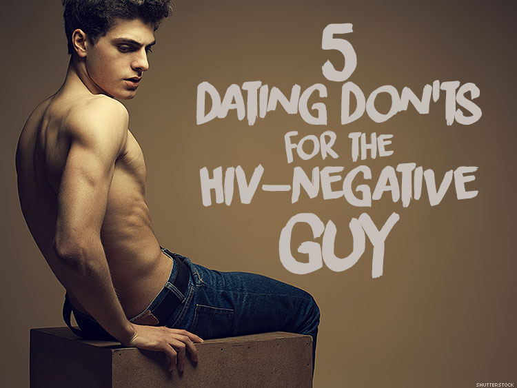 Why Dating an HIV-Positive Man Might Be Safer