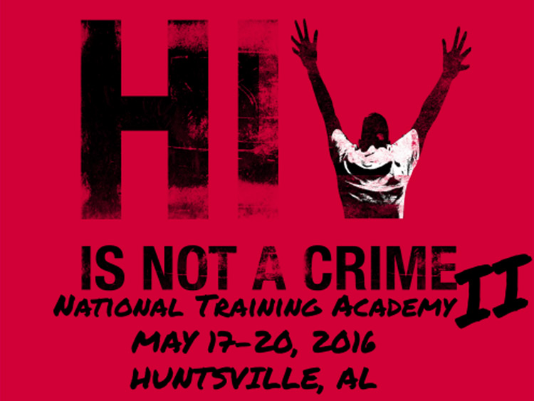 HIV is Not a Crime Convention