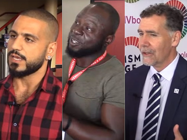 Watch: Gay Day at International AIDS Conference