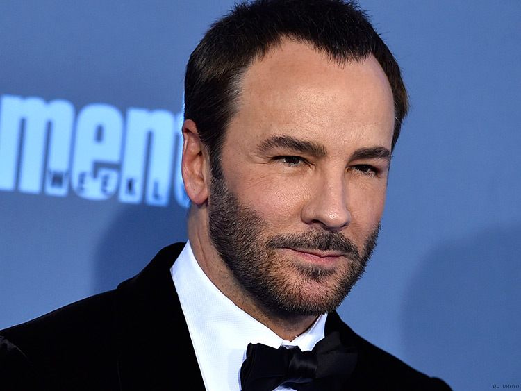 Sorry, Tom Ford, You Don't Need to Bottom to Be Vulnerable
