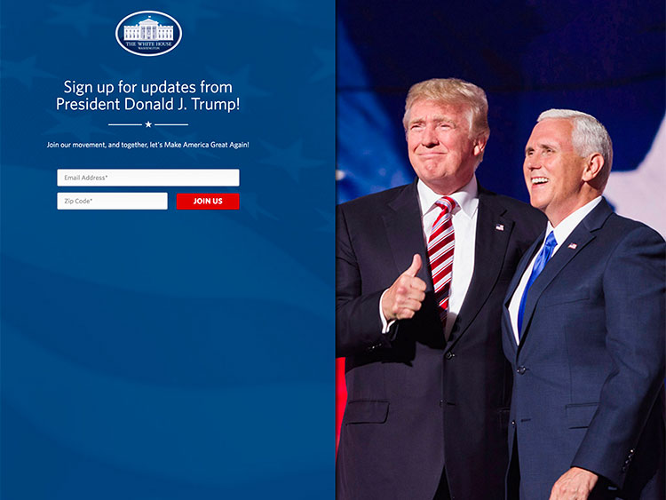 Activists Alarmed by Missing HIV Strategy Page on WhiteHouse.gov