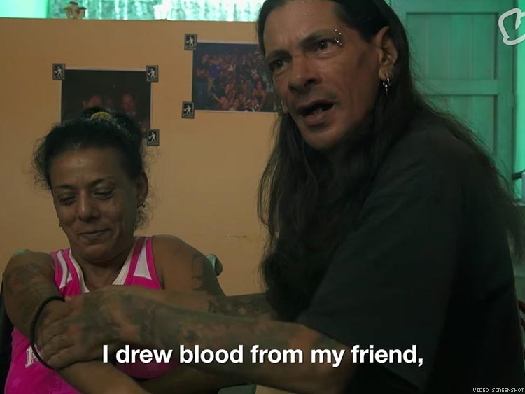These cuban punks gave themselves hiv to escape persecution VICE