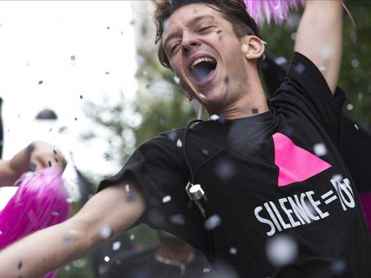 AIDS Activism Movie 120 Beats Per Minute Honored with Prestigious Award at Cannes