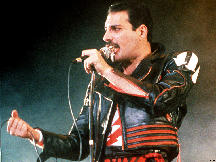 HIV Will Be Excluded From the Freddie Mercury Biopic
