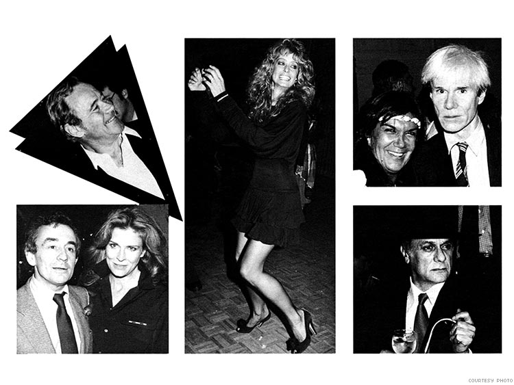 sex drugs and disco in the story of the infamous studio 54 While ian schrager — the studio 54 co-founder-turned-high-end hotelier — plans a rizzoli coffee-table book on his iconic disco, another of the club's.