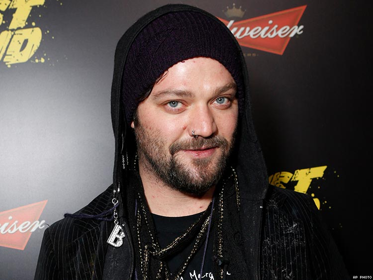 MTV's Bam Margera Opens Up About Struggles With Bulimia