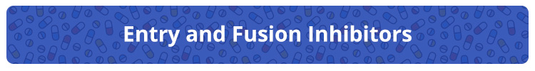 Entry And Fusion Inhibitors
