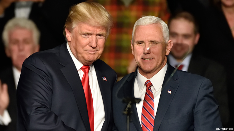 Trump-Pence Creates a Public Health Crisis for Gay Men