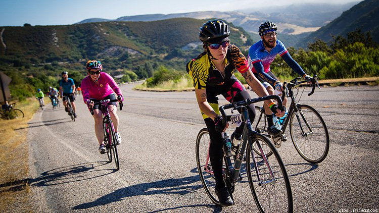 AIDS Lifecycle Raises a Record-Breaking $16.6 Million for HIV Programs