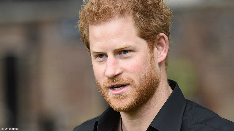 Prince Harry Joined 'Hamilton' Cast To Raise Money for HIV ...