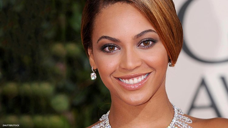 Beyoncé Got Emotional as She Honored Her Gay Uncle at GLAAD Awards
