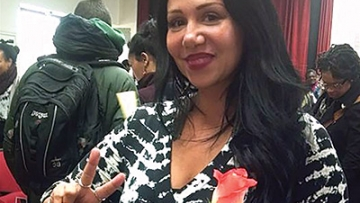 No. 17 of 20 Most Amazing HIV-Positive Women: Maria Mejia