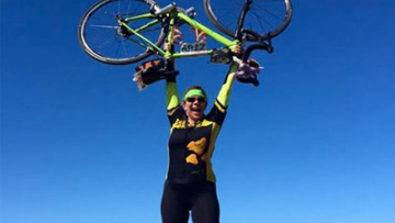 15 Reasons Why This Lesbian Rides A Bike 545 Miles For Gay Men