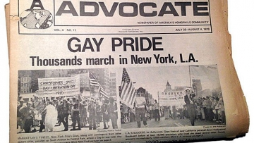 What Pride Looked Like in 1970 L.A., NYC