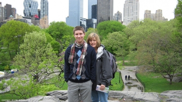 Why I'm Doing the AIDS Walk: For My Mother and New York