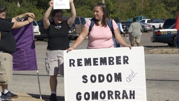REMEMBER SODOM AND GOMORRAH